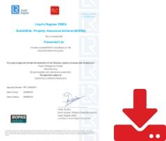 BOPAS Certification