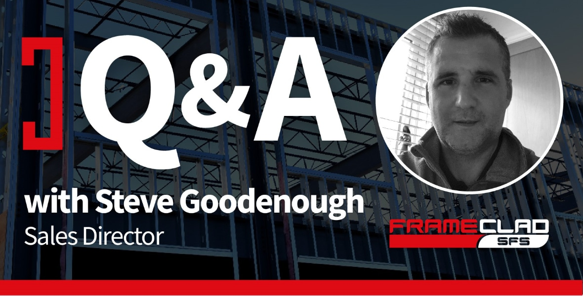 Frameclad with Steve Goodenough Q&A
