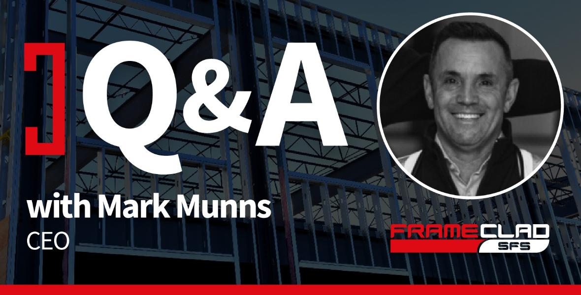 Q&A With Mark Munns