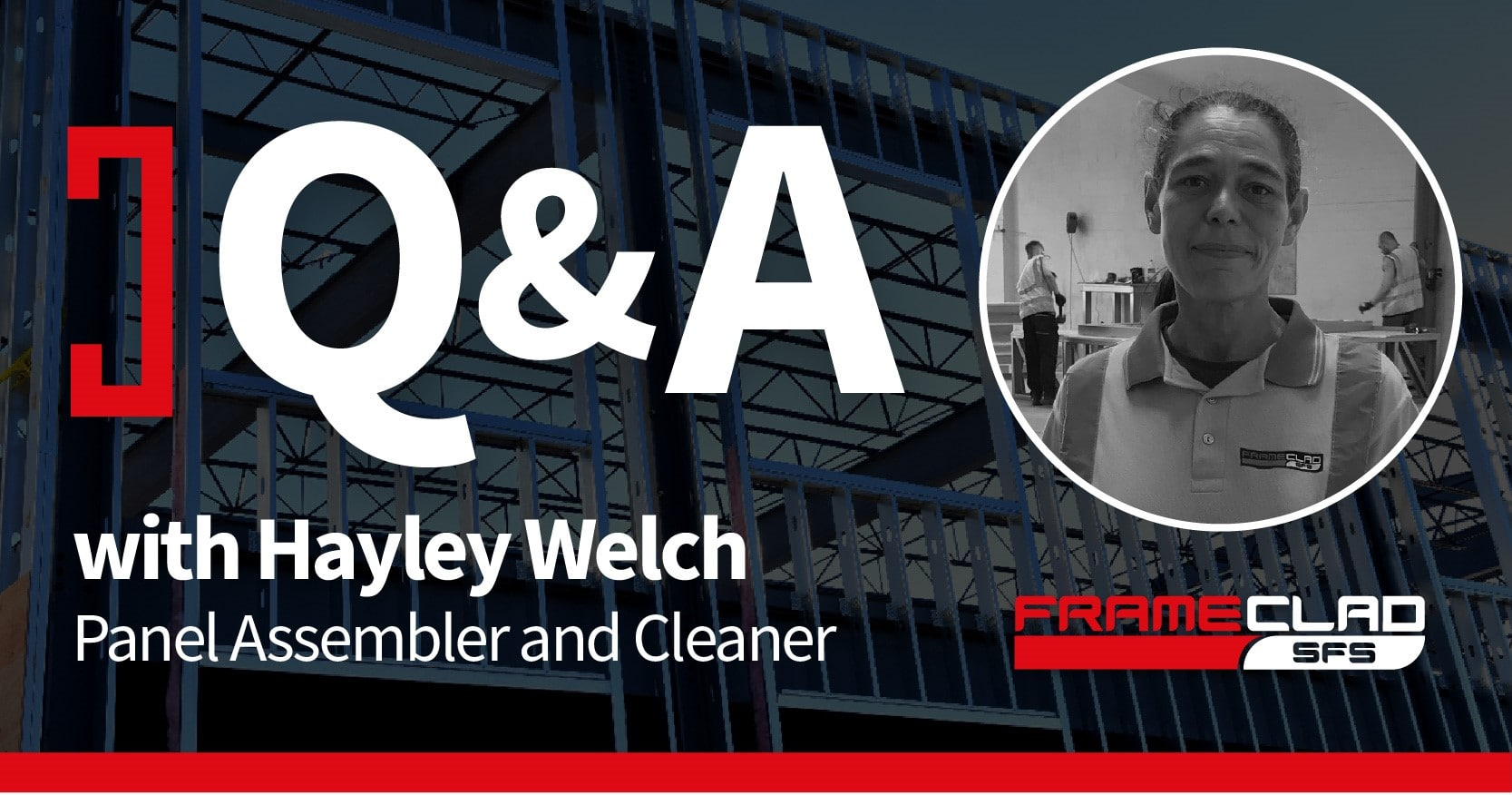 Q&A With Hayley Welch